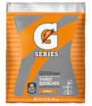 Gatorade Powder Orange 1 Gallon Instant Powder - 8.5 oz Instant Gatorade Mix
