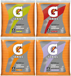 Gatorade Powder Variety Pack 2.5 Gallon - 21 oz. Instant Powder Mix Pack